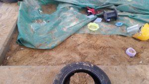 ארגז חול בגן סביון